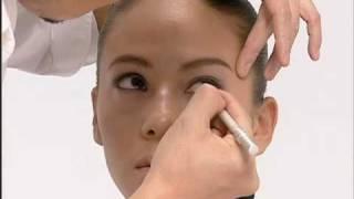 ヘア&メイクアップアーティストKOSHINO ポイントテクニック解説 Eye Make-up.mp4