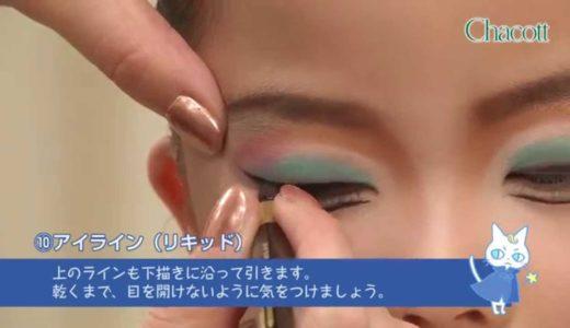 バレエの舞台メイク | 発表会  Ballet Stage Makeup