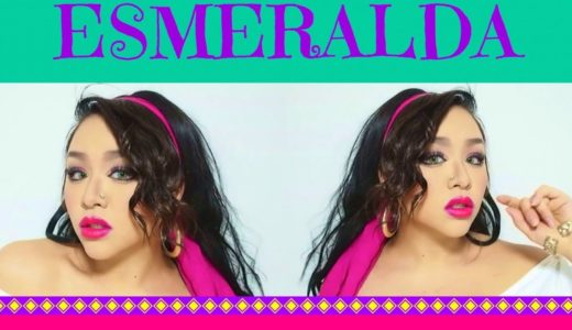 Esmeralda Makeup エスメラルダメイク
