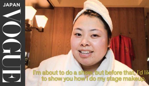 渡辺直美、アメリカ版VOGUEに登場! 自慢のメイクで世界進出。|Beauty Secrets | VOGUE JAPAN