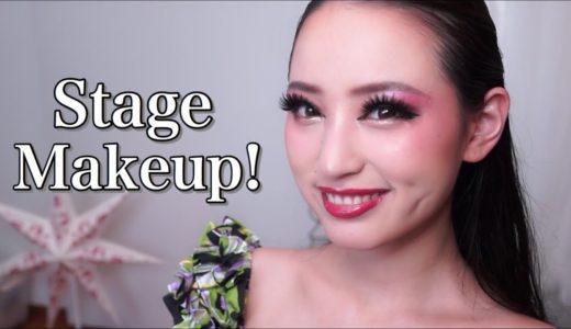 ステージメイク/Stage Makeup