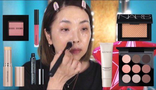 【デパコス縛り❣️】開封していなかったアイテムでフルメイク☆YORIKO makeup