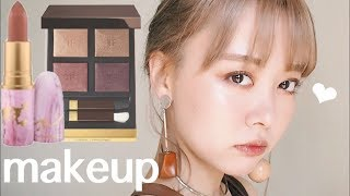 【GRWMメイク記録0826】何も考えずメイクした毎日メイク♡makeup tutorial