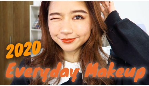毎日メイク! 2020冬♡everyday makeup tutorial♡
