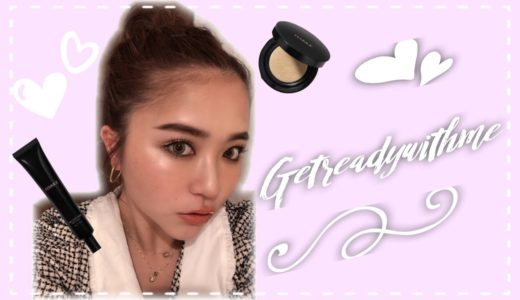 GetReadyWithMe!TooFaced&ToThe Seaのイベントに行くよー♡グリッターメイク♡