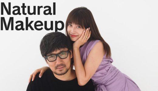 【Makeup】メイクアップアーティスト・河北裕介さんの
