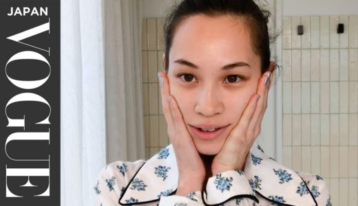 水原希子、艶肌の秘密とセルフメイクを公開。| Beauty Secrets | VOGUE JAPAN