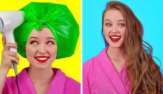123GO!による女子向けヘア&メイクアップのご紹介!