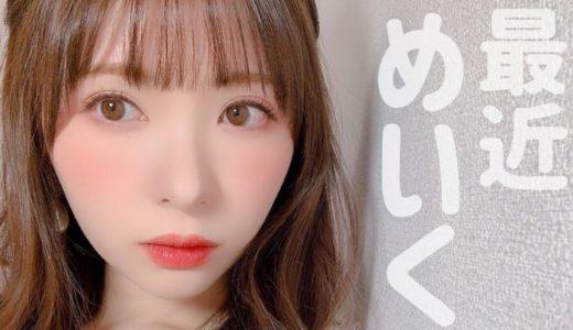 最近の毎日メイク〜顔面キャンバス2020冬〜
